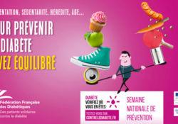 Campagne de prévention du diabète