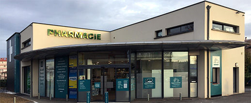 Pharmacie Ropars, Auterive