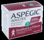 ASPEGIC ADULTES 1000 mg, poudre pour solution buvable en sachet-dose à Auterive