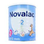NOVALAC LAIT 2 BOITE 800G à Auterive
