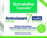 Somatoline Cosmetic Amaincissant 7 Nuits Natural 400ml à Auterive
