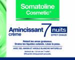 Acheter Somatoline Cosmetic Amaincissant 7 Nuits Crème 400ml à Auterive