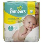 PAMPERS NEW BABY PREMIUM PROTECTION, taille 1, 2 kg à 5 kg, sac 22 à Auterive