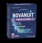 NOVANUIT Triple action Gélules B/30 à Auterive
