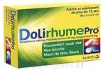 DOLIRHUMEPRO PARACETAMOL, PSEUDOEPHEDRINE ET DOXYLAMINE, comprimé à Auterive