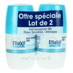 ETIAXIL DEO 48H ROLL-ON LOT 2 à Auterive