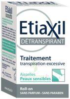Etiaxil Aisselles Détranspirant Peau Sensibles Roll-on/15ml à Auterive