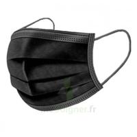 Masque Chirurgical Noir B/50 à Auterive
