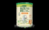 Blédina Les Récoltes Bio 3 Croissance Lait En Poudre B/800g à Auterive