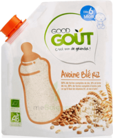 Good Goût Alimentation Infantile Avoine Blé Riz Sachet/200g à Auterive