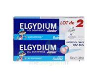 Elgydium Dentifrice Bubble Lot De 2 X 50ml à Auterive