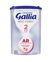 Gallia Bebe Expert Ar 2 Lait En Poudre B/800g à Auterive
