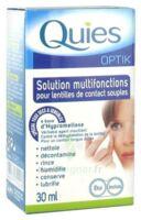 Quies Optik Solution Lentille Souple Multifonctions Fl/30ml à Auterive