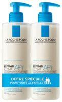 Lipikar Syndet Ap+ Crème Lavante Relipidante 2fl Pompe/400ml à Auterive