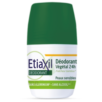 Etiaxil Végétal Déodorant 24h Roll-on/50ml à Auterive