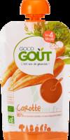 Good Goût Alimentation Infantile Carottes Gourde/120g à Auterive