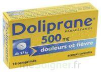 DOLIPRANE 500 mg Comprimés 2plq/8 (16) à Auterive