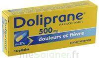 DOLIPRANE 500 mg Gélules B/16 à Auterive