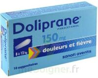 Doliprane 150 Mg Suppositoires 2plq/5 (10) à Auterive