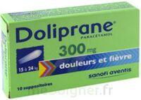 Doliprane 300 Mg Suppositoires 2plq/5 (10) à Auterive