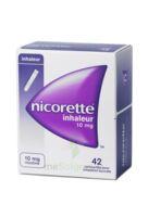 Nicorette Inhaleur 10 Mg Cartouche P Inh Bucc Inhalation Buccale B/42 à Auterive