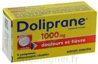 DOLIPRANE 1000 mg Comprimés effervescents sécables T/8 à Auterive