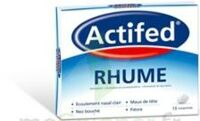 ACTIFED RHUME, comprimé à Auterive