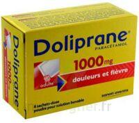 Doliprane 1000 Mg Poudre Pour Solution Buvable En Sachet-dose B/8 à Auterive
