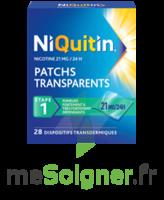 NIQUITIN 21 mg/24 heures, dispositif transdermique Sach/28 à Auterive