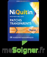 NIQUITIN 14 mg/24 heures, dispositif transdermique Sach/28 à Auterive
