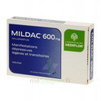 MILDAC 600 mg, comprimé enrobé à Auterive