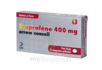 IBUPROFENE ARROW CONSEIL 400 mg, comprimé pelliculé à Auterive