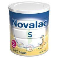 Novalac S 2 Lait En Poudre Satiétant 2ème âge B/800g à Auterive