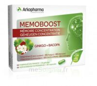 Memoboost Ginkgo + Bacopa Gélules B/30 à Auterive