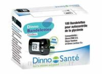 Dinno Bandelettes Caresens, Bt 100 à Auterive
