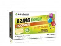 Azinc Energie Booster Comprimés Effervescents Dès 15 Ans B/20 à Auterive
