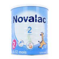 Novalac 2 Lait En Poudre 2ème âge B/800g* à Auterive