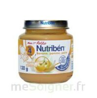 NUTRIBEN MON 1ER POTITO FRUITS, pot 130 g à Auterive