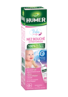 Humer Nez Bouché - Spray 100% Eau De Mer Pour Nourrisson Et Enfant à Auterive
