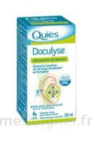 QUIES DOCULYSE ANTIBOUCHON DE CERUMEN, fl 30 ml à Auterive