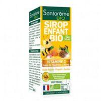 Santarome Bio Sirop Fortifiant Enfant Fl/150ml à Auterive
