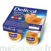 DELICAL NUTRA'POTE DESSERT AUX FRUITS, 200 g x 4 à Auterive