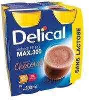 DELICAL MAX 300 SANS LACTOSE, 300 ml x 4 à Auterive