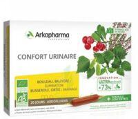 Arkofluide Bio Ultraextract Solution Buvable Confort Urinaire 20 Ampoules/10ml à Auterive