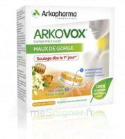 Arkovox Comprimés à Sucer Miel Citron B/20 à Auterive