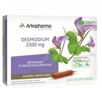 Arkofluide Bio Ultraextract Desmodium Solution Buvable 20 Ampoules/10ml à Auterive