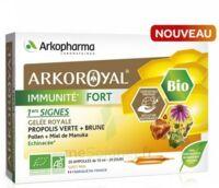 Arkoroyal Immunité Fort Solution Buvable 20 Ampoules/10ml à Auterive