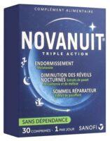 Novanuit Triple Action Comprimés B/30 à Auterive