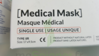 Masque à Usage Unique