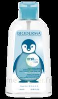 Abcderm H2o Solution Sans Rinçage Nettoyante Bébé Fl Pompe/1l à Auterive